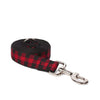 FAB DOG BUFFALO PLAID LEASH