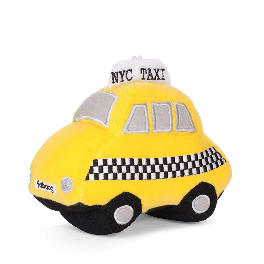 FAB DOG NYC TAXI PLUSH TOY - Life Soleil