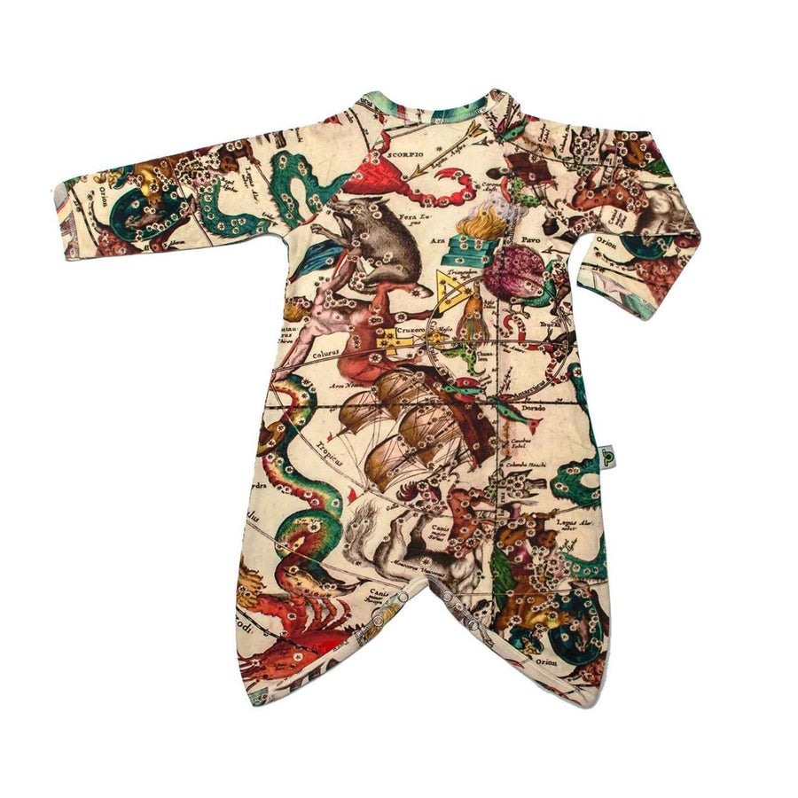 INCHWORM ALLEY ZODIAC ROMPER