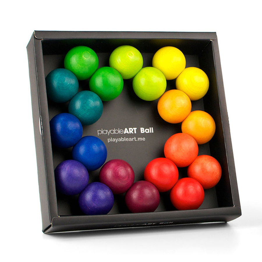 BEYOND 1,2,3 playable ART BALL