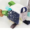 BIRD AND ELEPHANT BABY SENSORY BLOCK