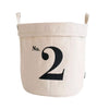 MAIKA CANVAS STORAGE BUCKET