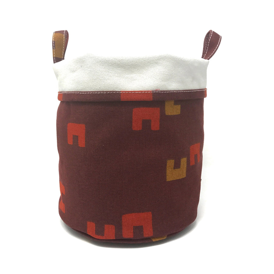 MAIKA JORDAAN CANVAS BUCKET