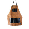 STURDY BROTHERS CHARLES MASTER WAXED LEATHER APRON