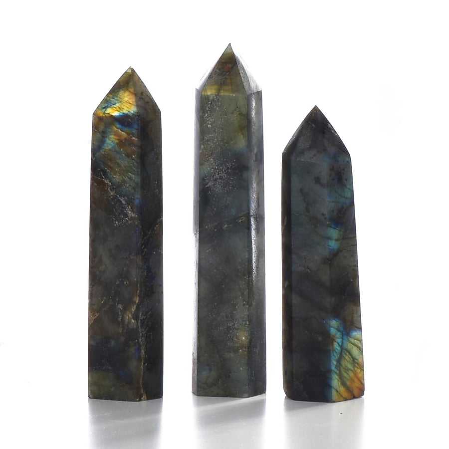 JAX KELLY LABRADORITE POINT