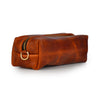 STURDY BROTHERS HORWEEN LEATHER DOPP KIT - Life Soleil
