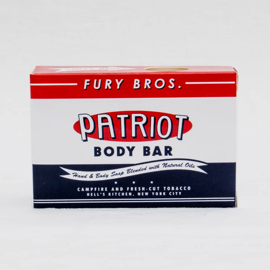 FURY BROS PATRIOT BODY BAR