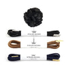 STOLEN RICHES WALLSTREETER DRESS LACES-3 PACK BOX SET