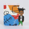 GRAFFITI ARTIST JEAN-MICHEL BASQUIAT SKETCHBOOK