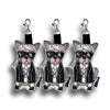 MINI KARL LAGERWOOF BAG CHARM