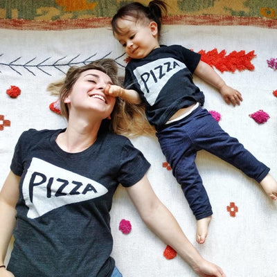 PIZZA T-SHIRT- TODDLER