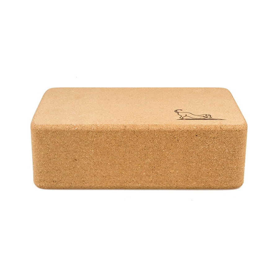 MANTRA DOG CORK MANTRABLOCK YOGA BLOCK