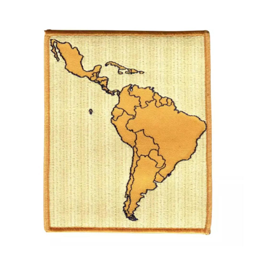 MFC STUDIO SEW LATIN AMERICA PATCH