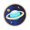 MOKUYOBI GALAXY PLANET IRON-ON PATCH