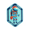 MOKUYOBI JET PACK FLIGHT CREW IRON-ON PATCH