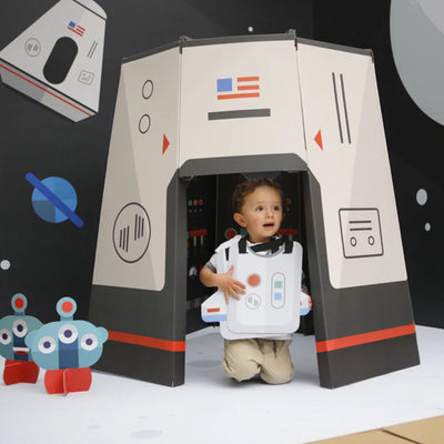 SHARING LAND SPACE ODYSSEY PLAYHOUSE