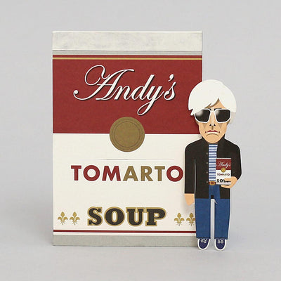 ANDY WARHOL ARTIST SKETCHBOOK