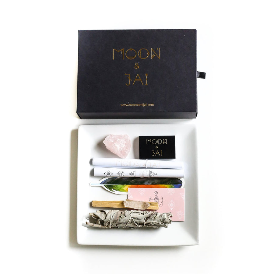 MOON & JAI LOVE RITUAL KIT