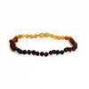 RAW AMBER OMBRE NECKLACE- KIDS