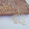 ANNAHMOL ROOT EARRINGS