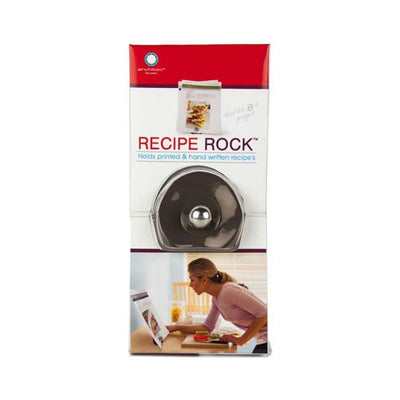 ARCHITEC RECIPE ROCK MAGNETIC PRINTED RECIPE HOLDER