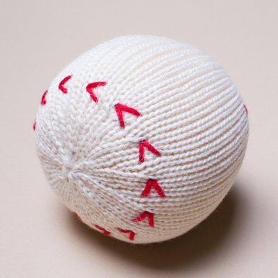BASEBALL RATTLE- INFANT