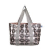MIXT STUDIO TONGA METALLIC REVERSIBLE TOTE