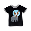 DOODLE PANTS SPACE DOG SHIRT- TODDLER - Life Soleil