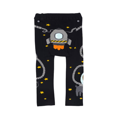 DOODLE PANTS SPACE WALK LEGGING- TODDLERS