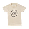 "TENTH & PINE ""A LOVE STORY CAN BEGIN ANYWHERE"" ORGANIC TEE - TODDLER"