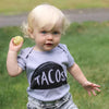 TACO TUESDAY ONESIE- INFANT