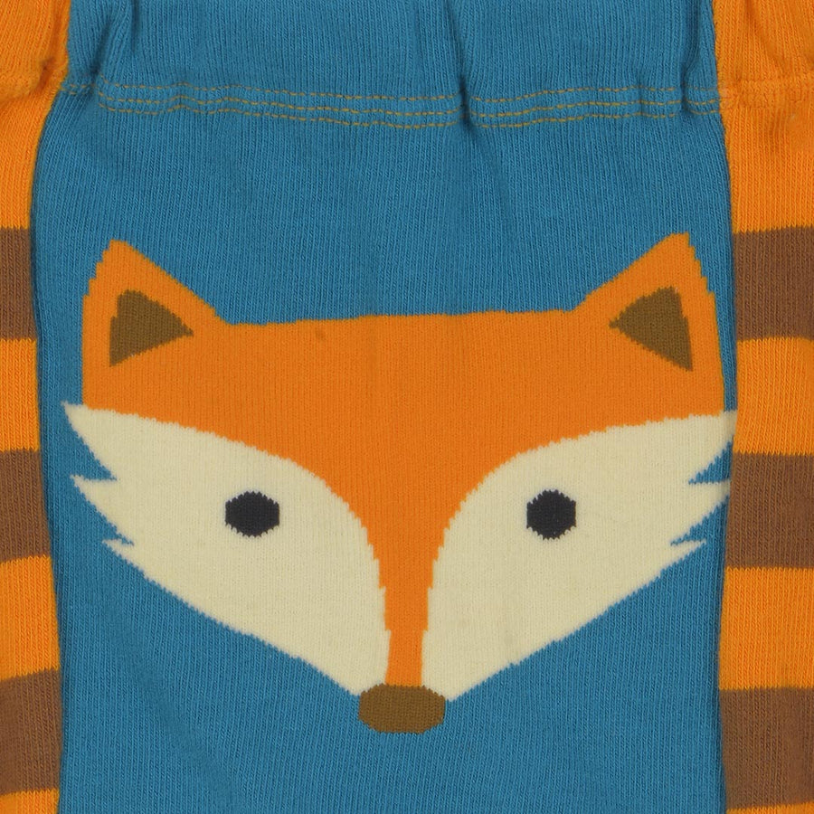 DOODLE PANTS WOODLAND FOX LEGGING-TODDLER