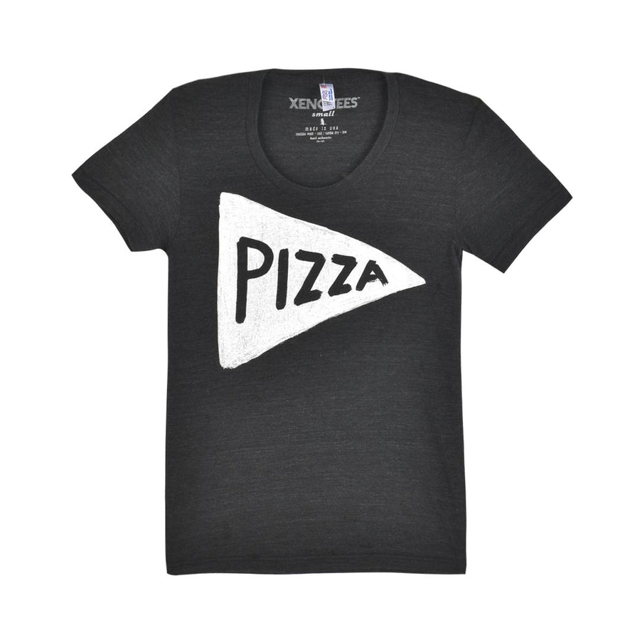 PIZZA T-SHIRT- WOMEN'S