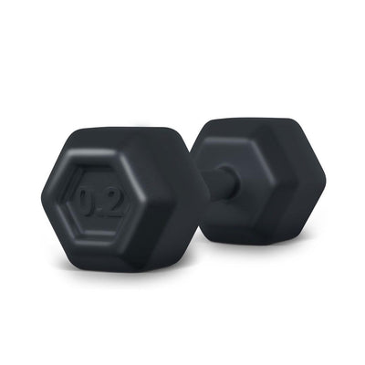 FITNESS BABY RATTLE DUMBBELL