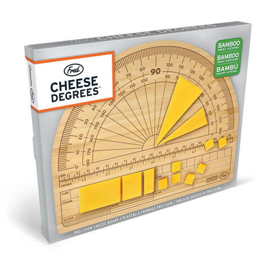CHEESE DEGREES PRECISION BOARD