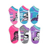 STAR WARS EPISODE VII CHARACTER SOCKS 6 PACK- TODDLER