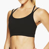 GAIAM WOMEN'S WIRELESS RACERBACK SPORTS BRA