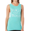 GAIAM WOMEN'S YOGA BOSS TANK