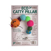 HONEST PET PRODUCTS ECO CATTY PILLAR