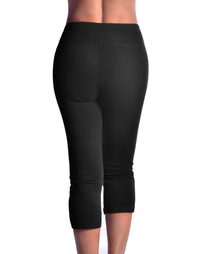 SPALDING YOGA CROP LEGGING