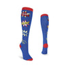 GIRL POWER KNEE HIGH SOCKS-WOMEN'S