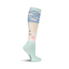 UNICORN MERMAID KNEE HIGH SOCKS-WOMEN'S