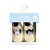 ROBEEZ GIRLS' MARY JANE SOFT SOLES CRIB SHOES