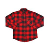 HICKORY BUFFALO PLAID BUTTON SHIRT- MEN'S