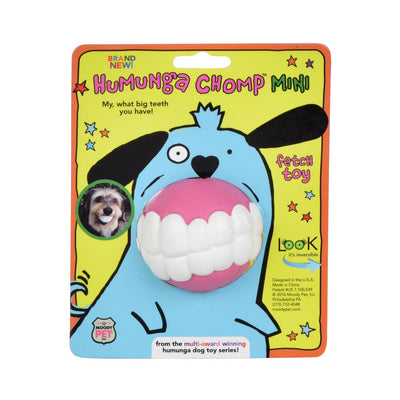 HUMUNGA CHOMP FETCH DOG TOY