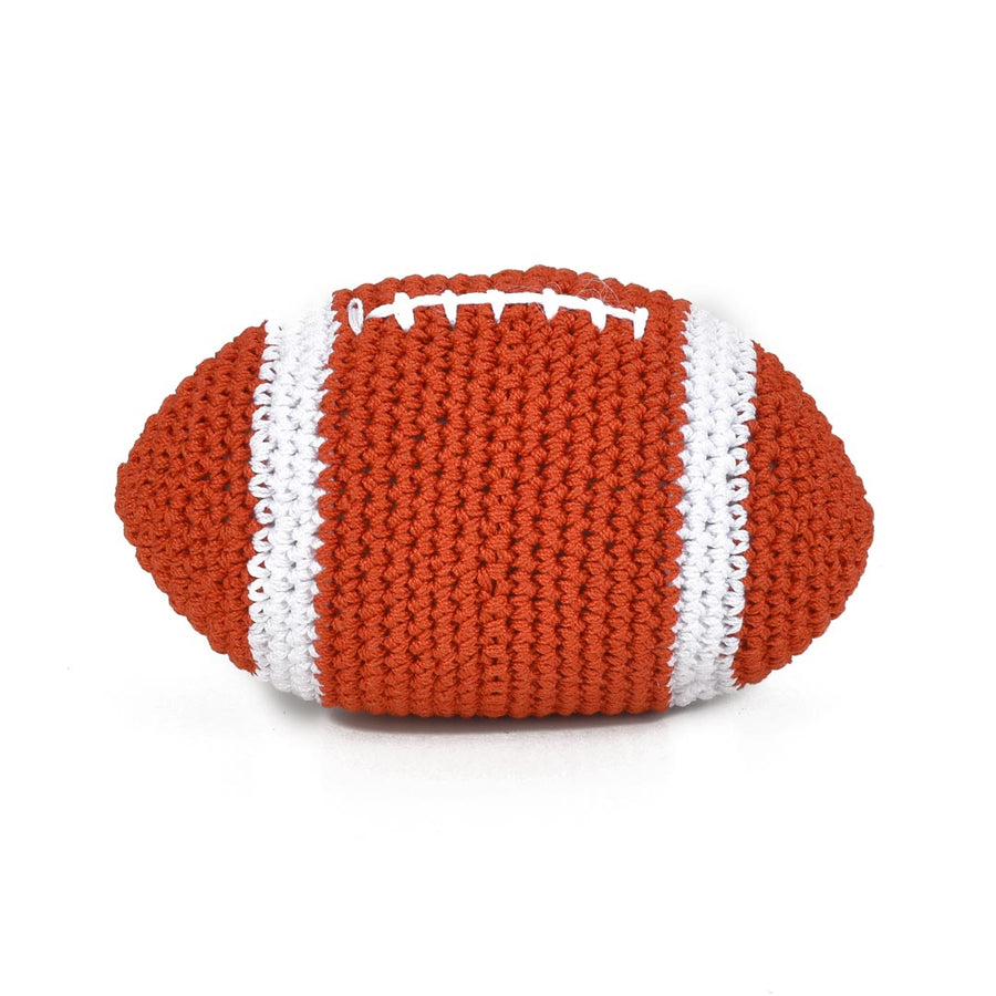 DOGO FOOTBALL DOG PLUSH TOY