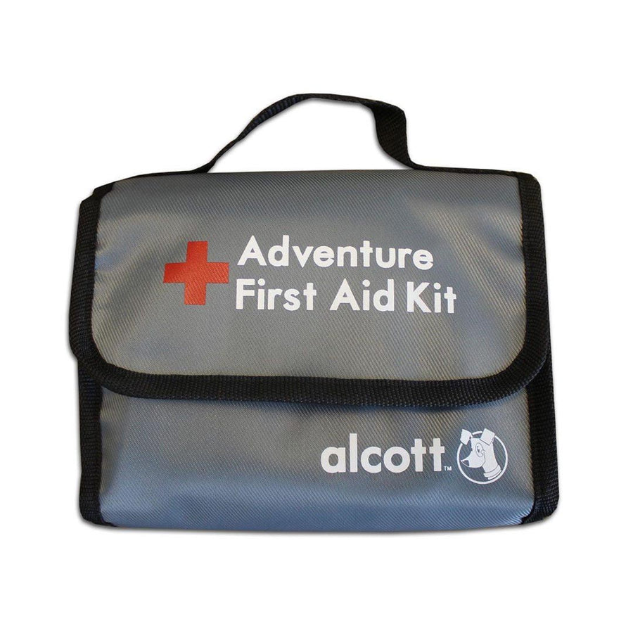 46 PIECE EXPLORER ADVENTURE FIRST AID KIT