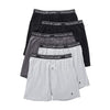 POLO RALPH LAREN MEN'S CLASSIC FIT WITH WICKING 5-PACK BOXERS