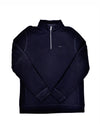 Calvin Klein Solid French Rib Pull Over