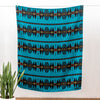 Sackcloth & Ashes Journey Blanket in Blue